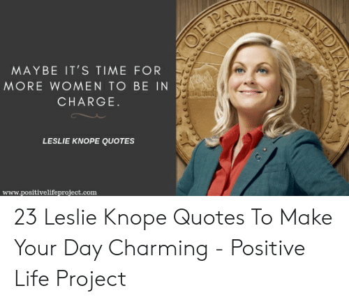 Leslie Knope Quotes 3
