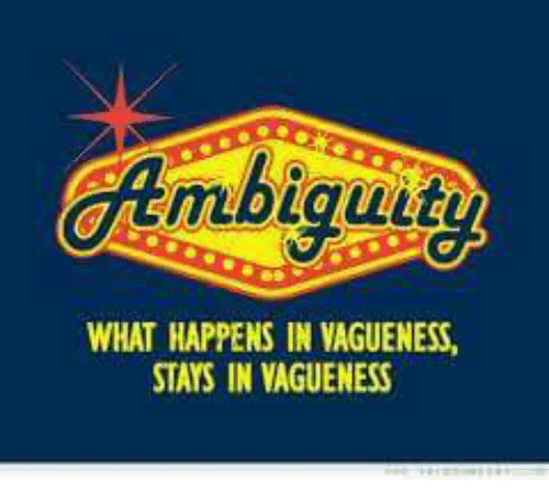 Mbiq Uit WHAT HAPPENS IN VAGUENESS STAYS IN VAGUENESS ...