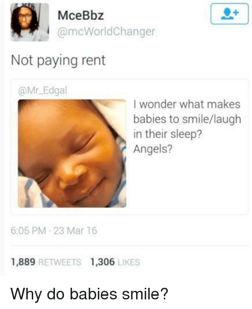 Mcebbz Not Paying Rent Mr Edgal I Wonder What Makes Babies To