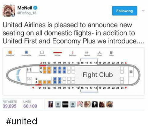 mcneil following oreflog 18 united airlines is pleased to announce rh me me