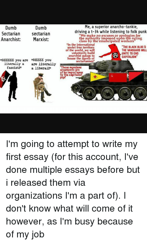 Driving while black essay