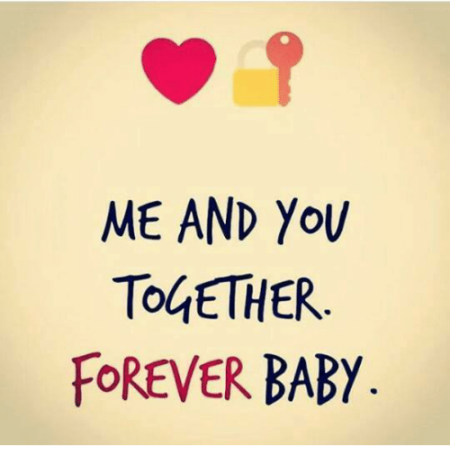 love you forever baby