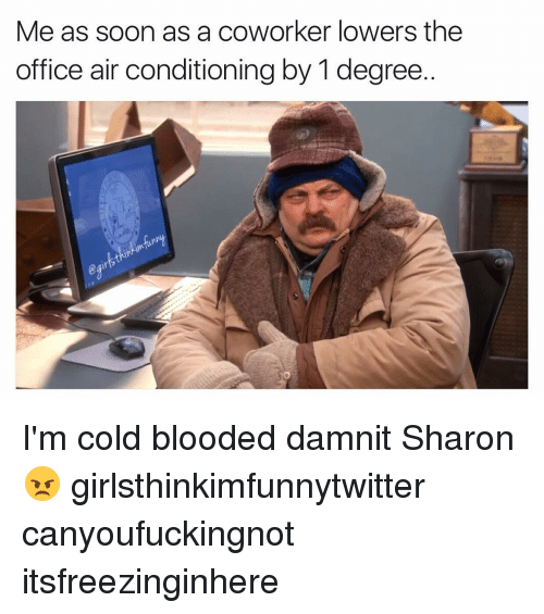 me as soon as a coworker lowers the office air 8947516 me as soon as a coworker lowers the office air conditioning by 1