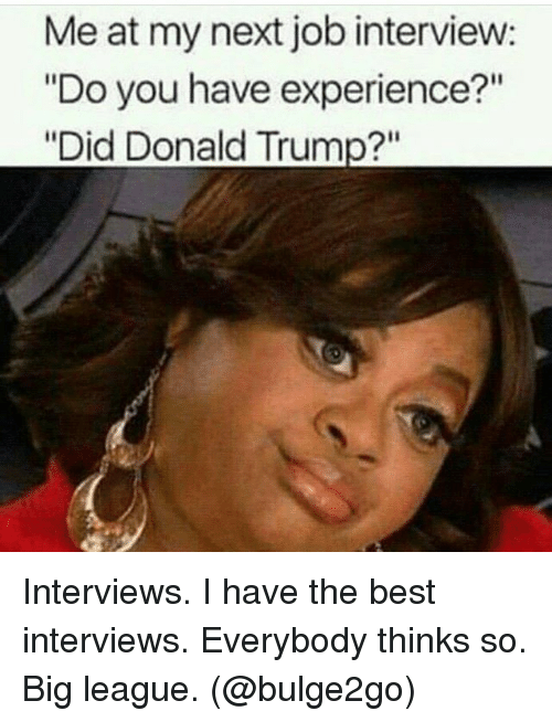 ✅ 25+ Best Memes About Job Interview | Job Interview Memes