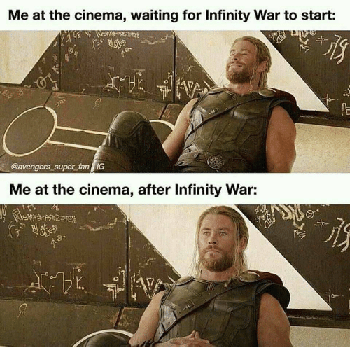 Image result for is infinity war irrelevant