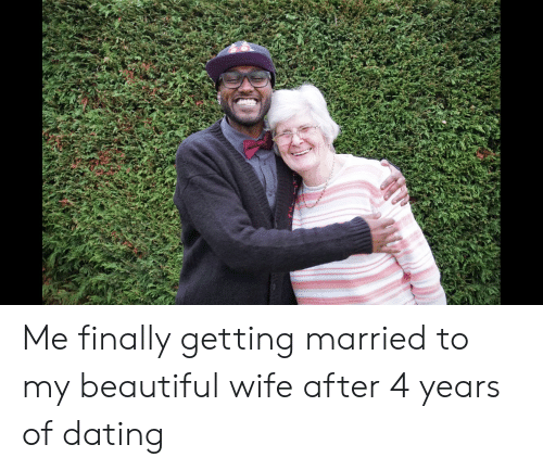 how long after dating do you get married