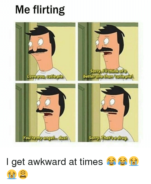 flirting meme awkward face cartoon pictures