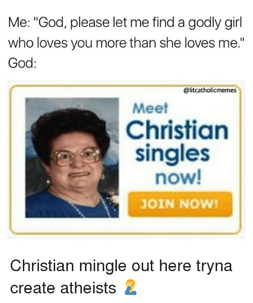 Girls on christian mingle