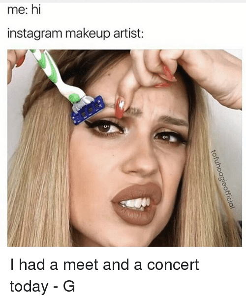 how to meet the artist at a concert