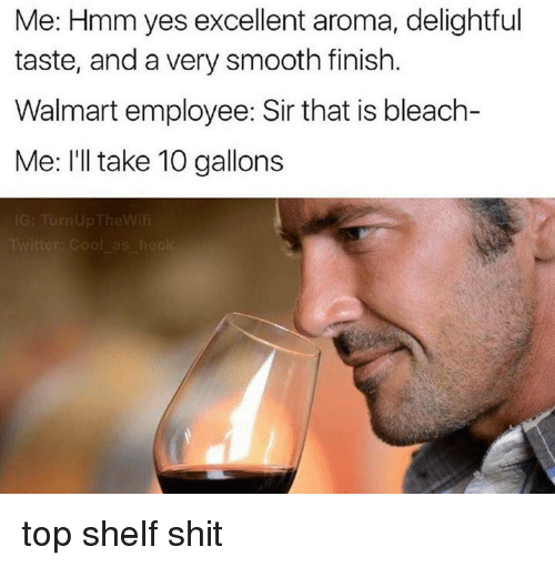 top shelf