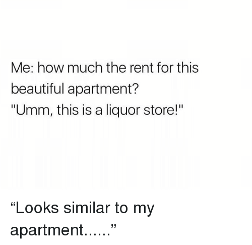 Beautiful Dank And Liquor Me How Much The For This Looks Similar To My Apartment