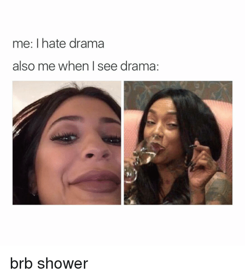 25+ Best Memes About Drama