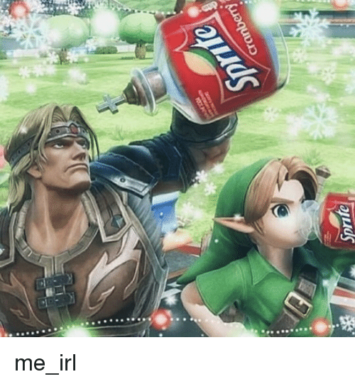 Irl and Me IRL