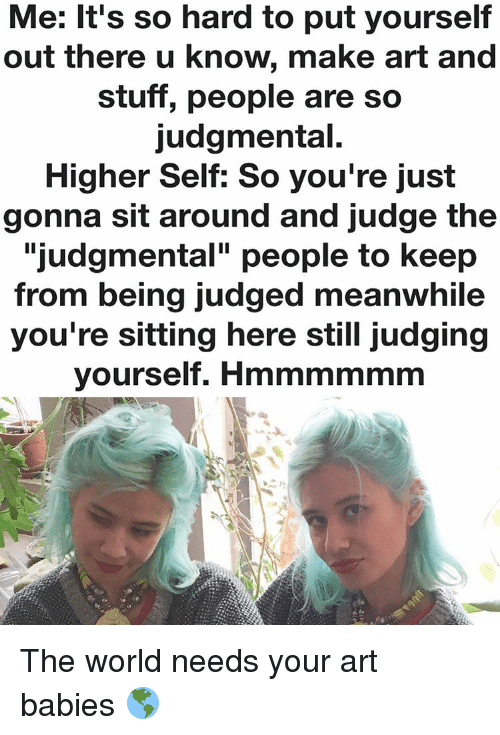 why are people so judgmental