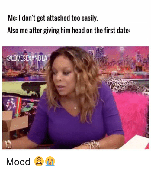 Getting attached dating