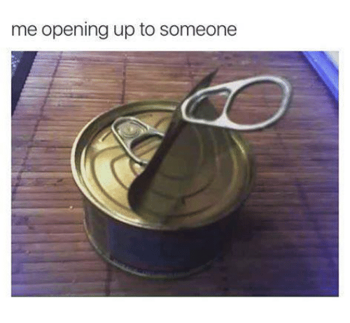 Ups, Humans of Tumblr, and Opener: me opening up to someone