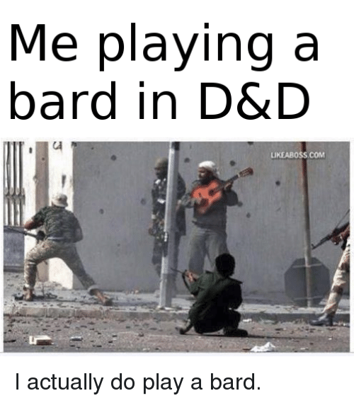 me playing a bard in d d ukeaboss com i actually 1024939 me playing a bard in d&d ukeaboss com i actually do play a bard