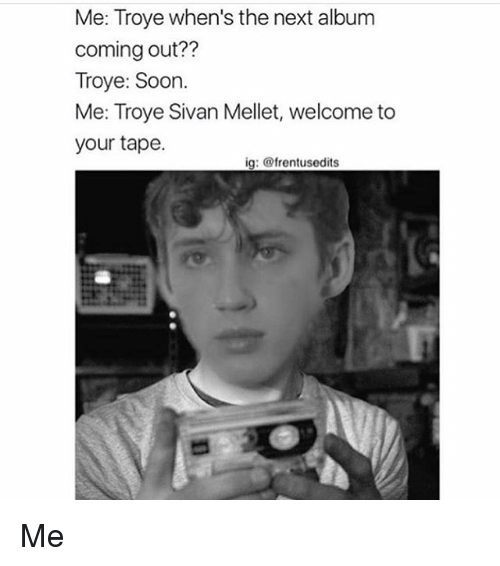 Image result for troye sivan memes