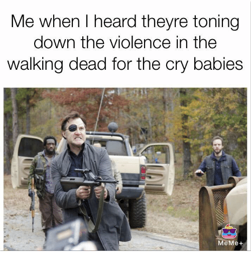 Crying Baby Meme