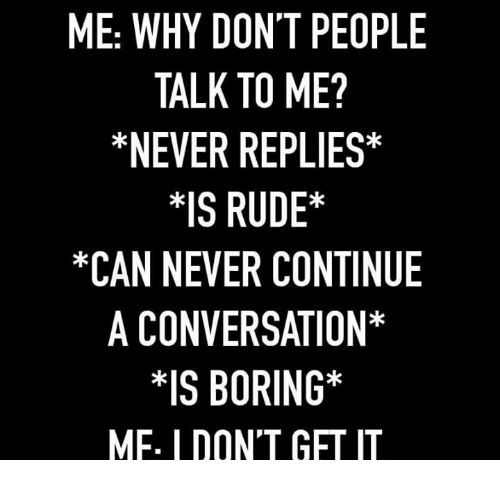 what to talk about when conversation gets boring