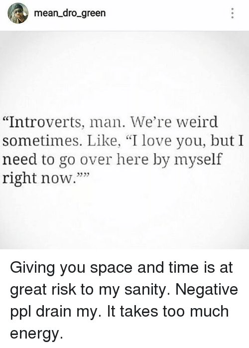 i love introverts