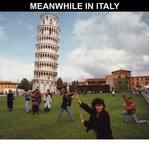 Meanwhile In Italy Italy Meme On Me Me