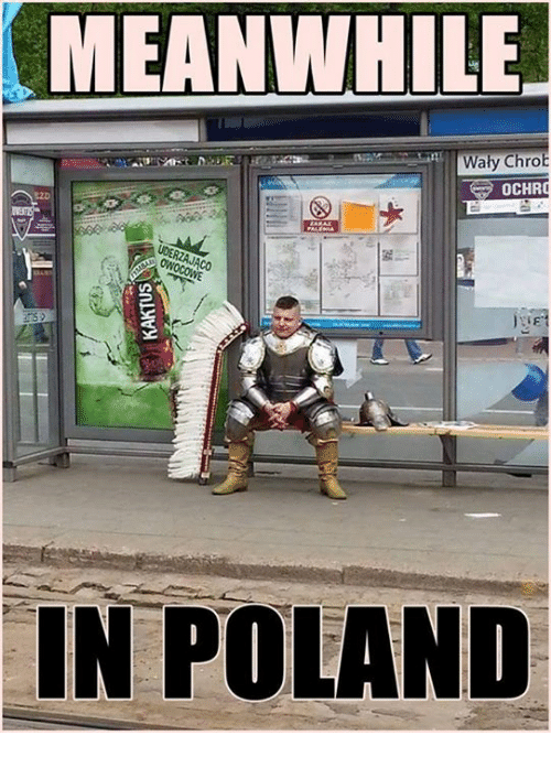 meanwhile waly chrob in poland 3841392 ✅ 25 best memes about in poland in poland memes,Meanwhile In Poland Meme