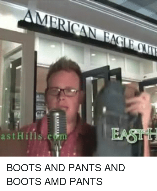 MED Ast HillscGrm BOOTS AND PANTS AND BOOTS AMD PANTS