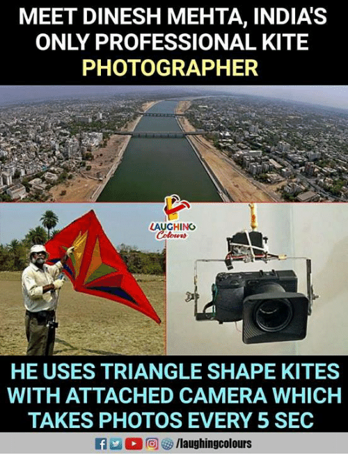 MEET DINESH MEHTA INDIA'S ONLY PROFESSIONAL KITE