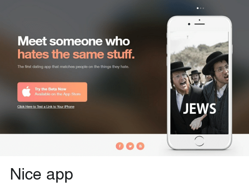 First dating app release date