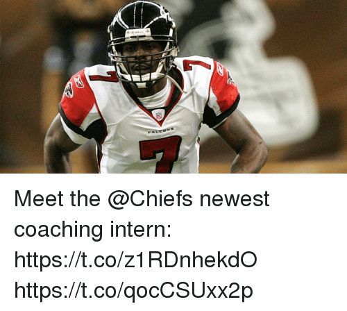 Memes, Chiefs, and 🤖: Meet the @Chiefs newest coaching intern: https://t.co/z1RDnhekdO https://t.co/qocCSUxx2p