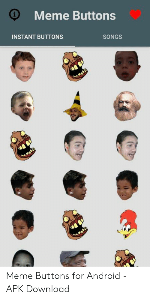 Meme Buttons INSTANT BUTTONS SONGS Meme Buttons for Android