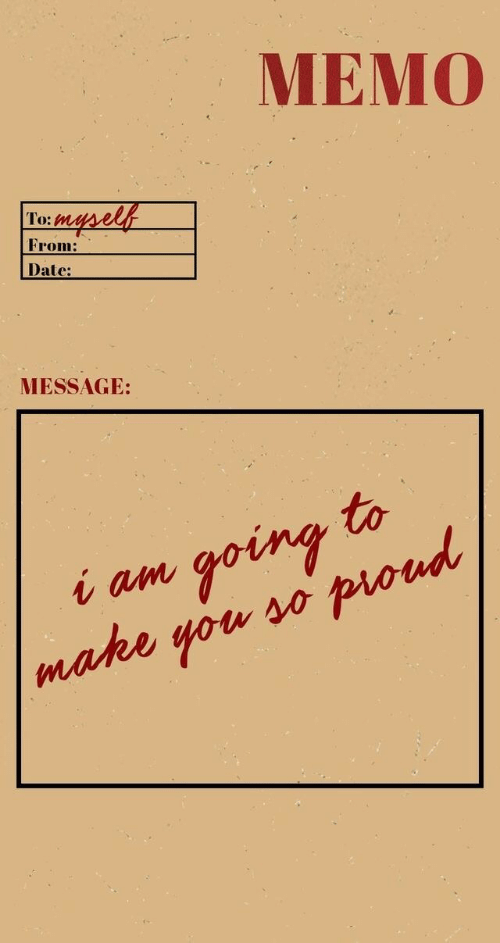 Date, Make, and You: MEMO  To: magrelf  From:  Date:  MESSAGE:  going to  |make you so pioud  i am