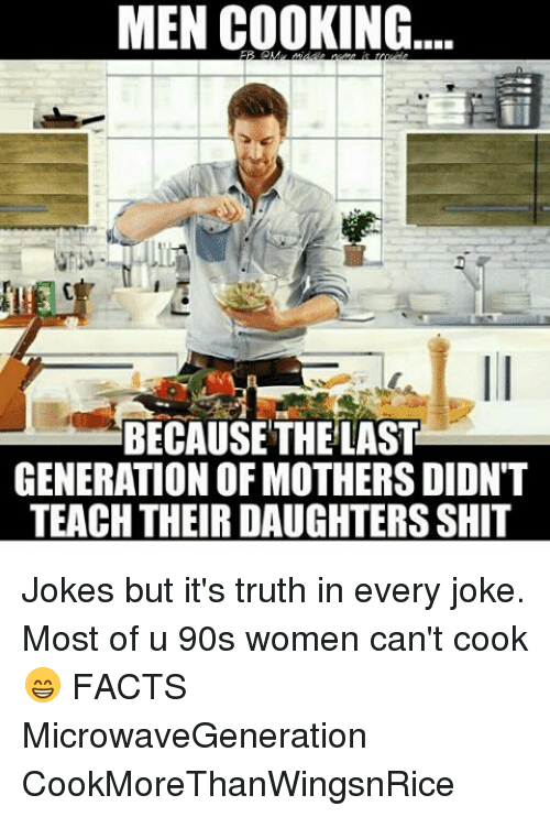 women who can cook