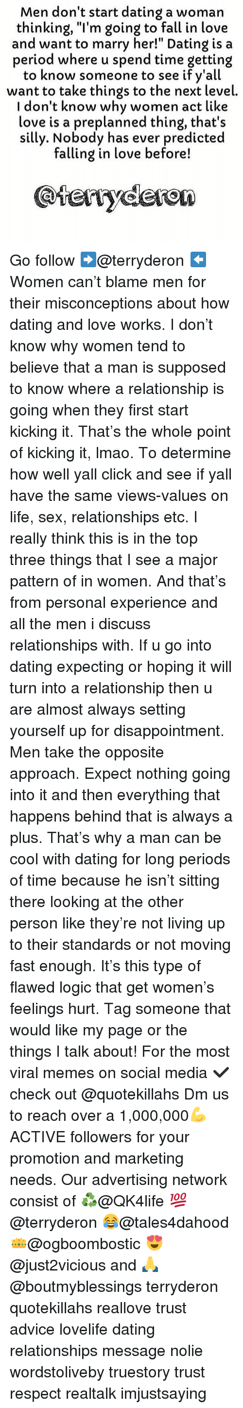 how to take things to the next level dating