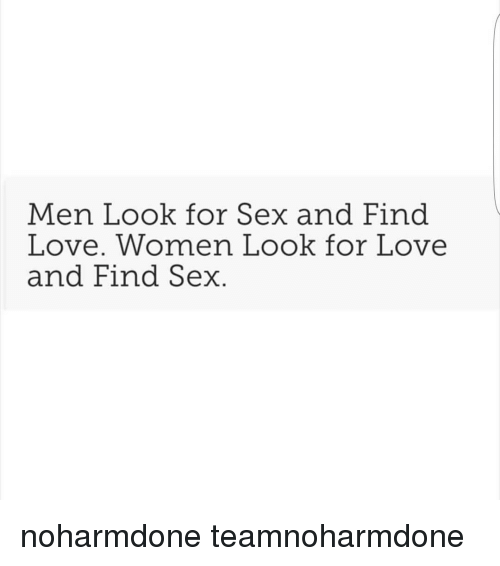 Find love sex that woman