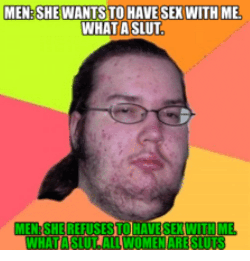 She wants to have sex with me