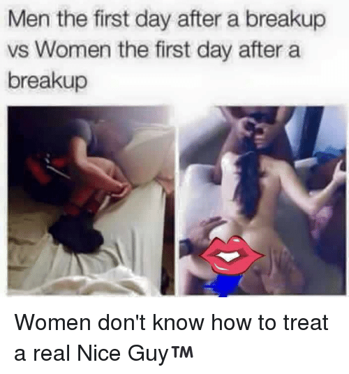How to deal with a breakup for men
