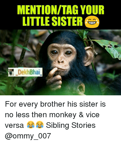 Funny Memes For Your Sister : Best memes about siblings