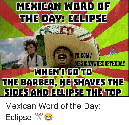 white word of the day