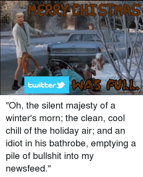 Chill, Nas, and Politics: MERRY CHISTMAS  twitter  NAS GULL