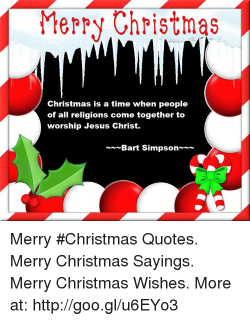 Bart Simpson Memes And Merry Christmas Is A Time When People