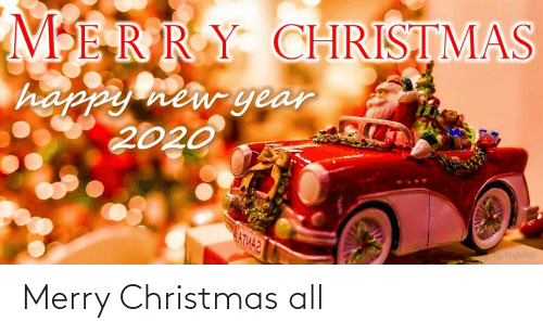 Merry Christmas Memes 2020 MERRY CHRISTMAS Happy New Year 2020 ATMA2 by AngleApp Merry