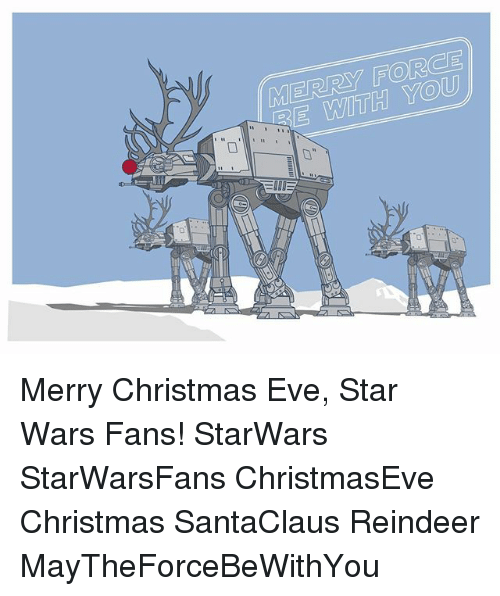 christmas memes and star wars merry force with you o merry christmas - Merry Christmas Star Wars