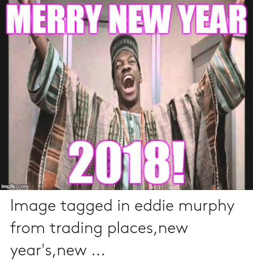 Trading Places Merry New Year Trading