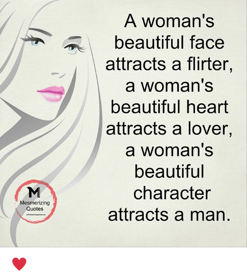 Beautiful Face Quotes For Girl: Mesmerizing Quotes A Woman's Beautiful Face Attracts A