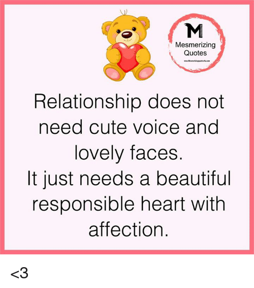 Image of: Girlfriend Beautiful Cute And Memes Mesmerizing Quotes Relationship Does Not Need Cute Voice And Funny Mesmerizing Quotes Relationship Does Not Need Cute Voice And Lovely