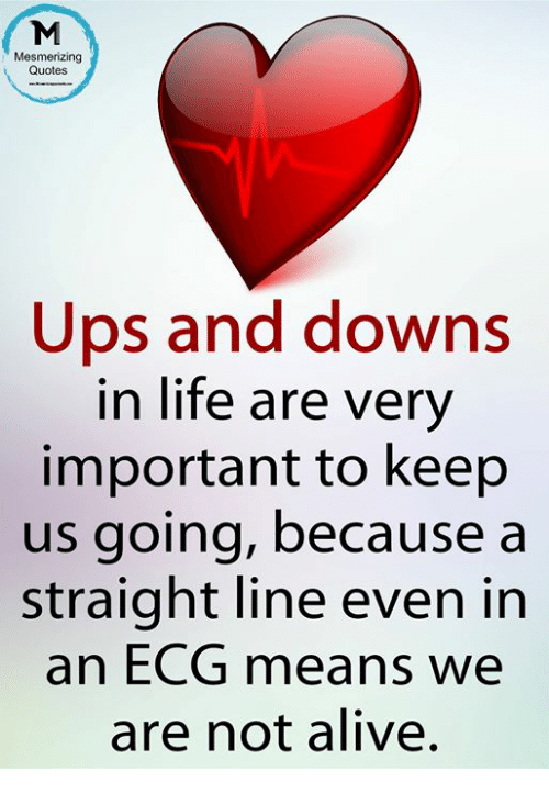 Mesmerizing Quotes Ups And Downs In Life Are Very Important To Keep