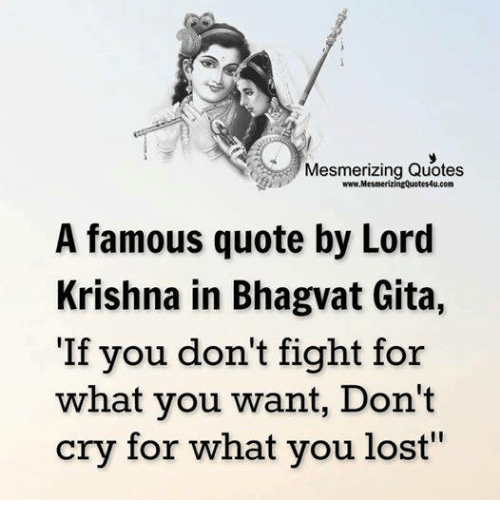 Lord Krishna Quotes Pleasing Mesmerizing Quotes Wwwmesmerizingquotes4Ucom A Famous Quote.