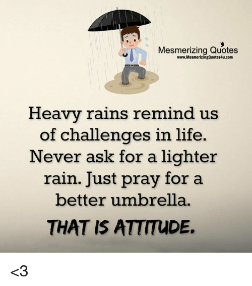 Mesmerizing Quotes Wwwmesmerizingquotes4ucom Heavy Rains Remind Us
